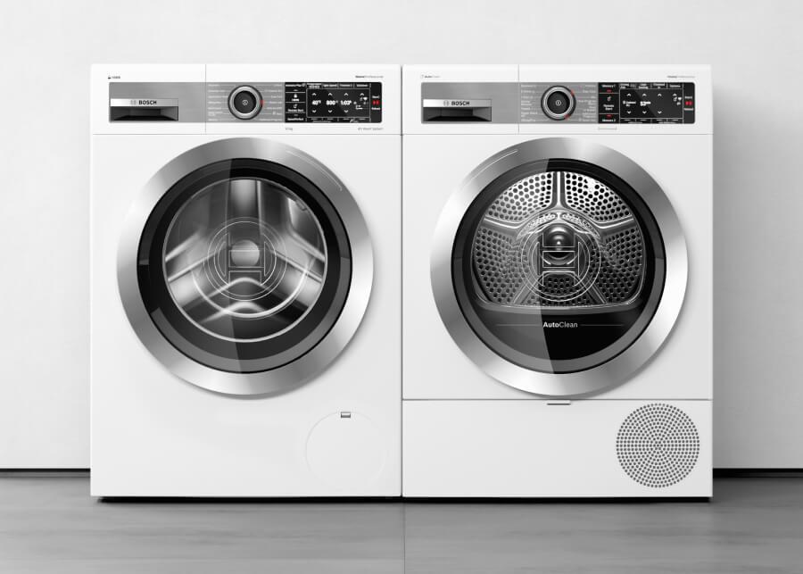 Что умеют умные стиральные и сушильные машины? Разбираемся вместе с Bosch Serie | 8 и HomeProfessional