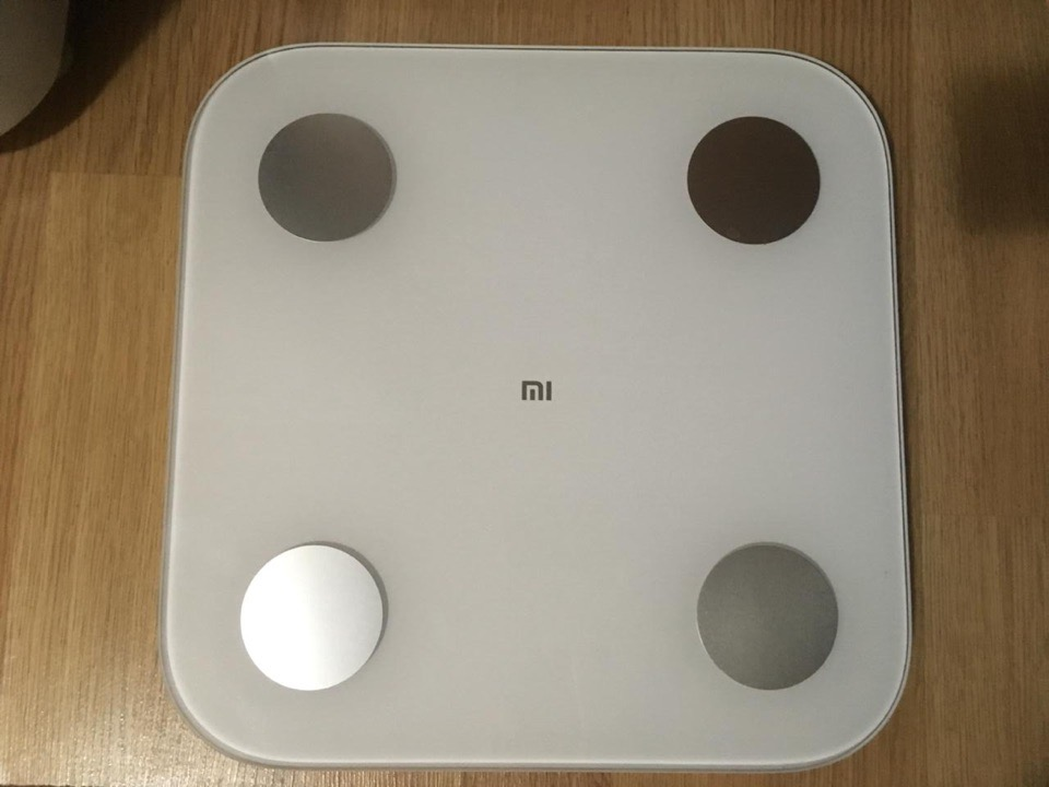 Обзор умных весов Xiaomi Mi Body Composition Scale 2