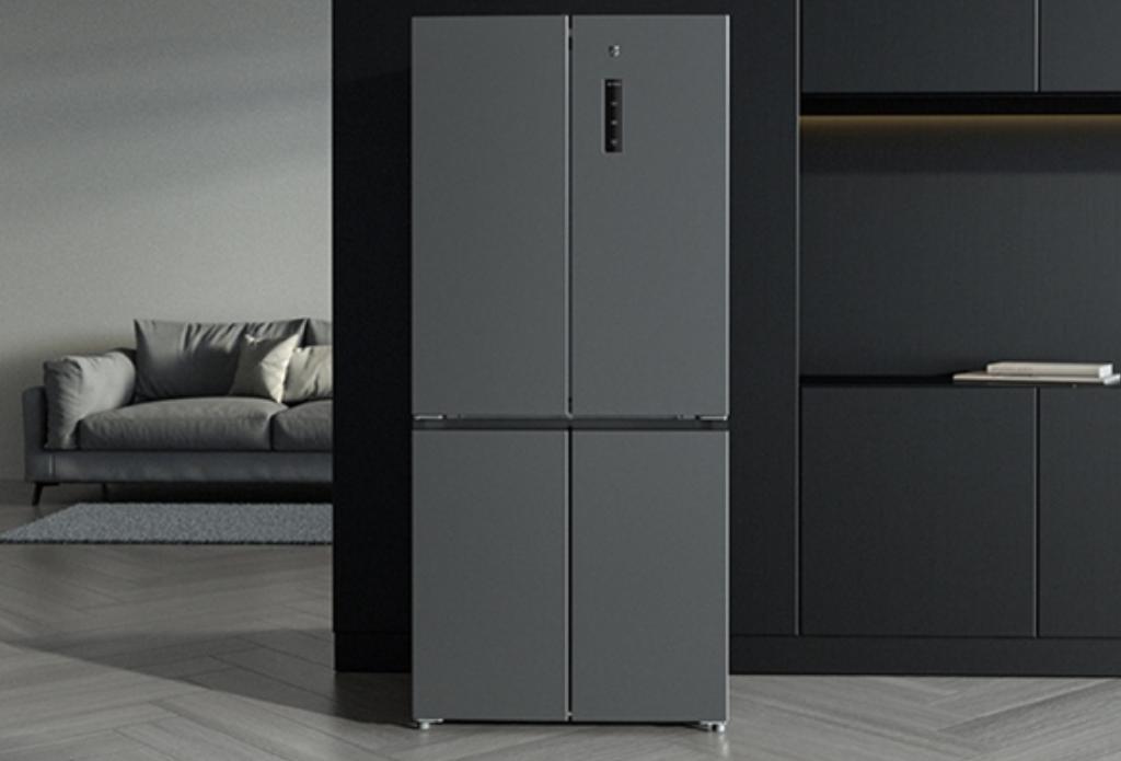 Xiaomi начала продажи четырехдверного холодильника