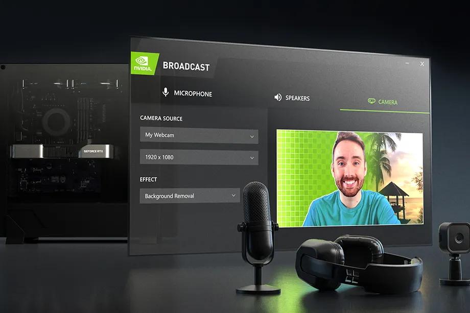 Программа для стримеров и конференций Nvidia Broadcast теперь может заглушать звуки животных