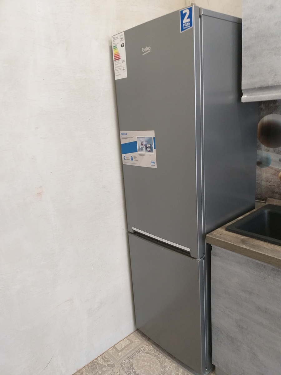 Обзор на холодильник Beko CSMV 5310MC0 S