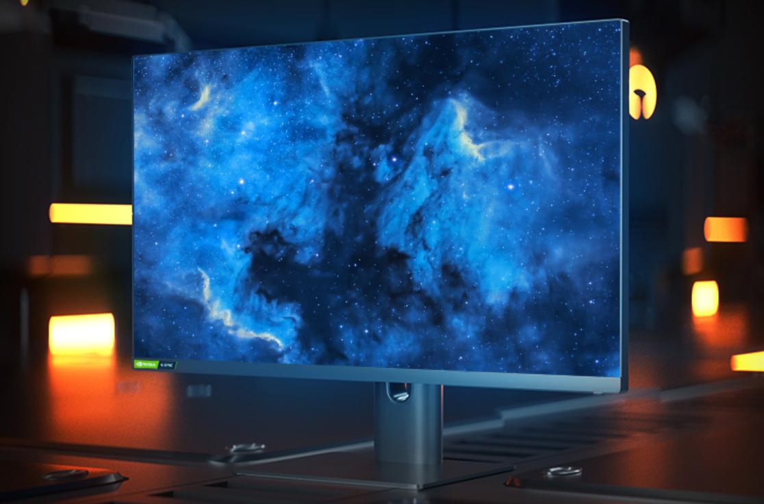 Xiaomi показала новый быстрый LCD-монитор
