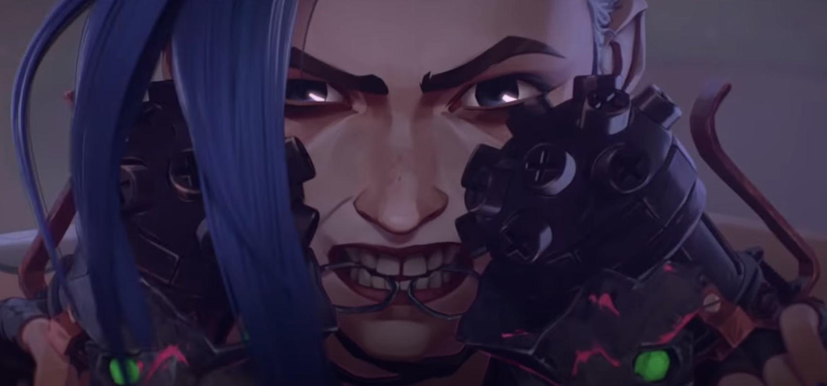 Аниме сериал по League of Legends выйдет в 2021 году под названием Arcane