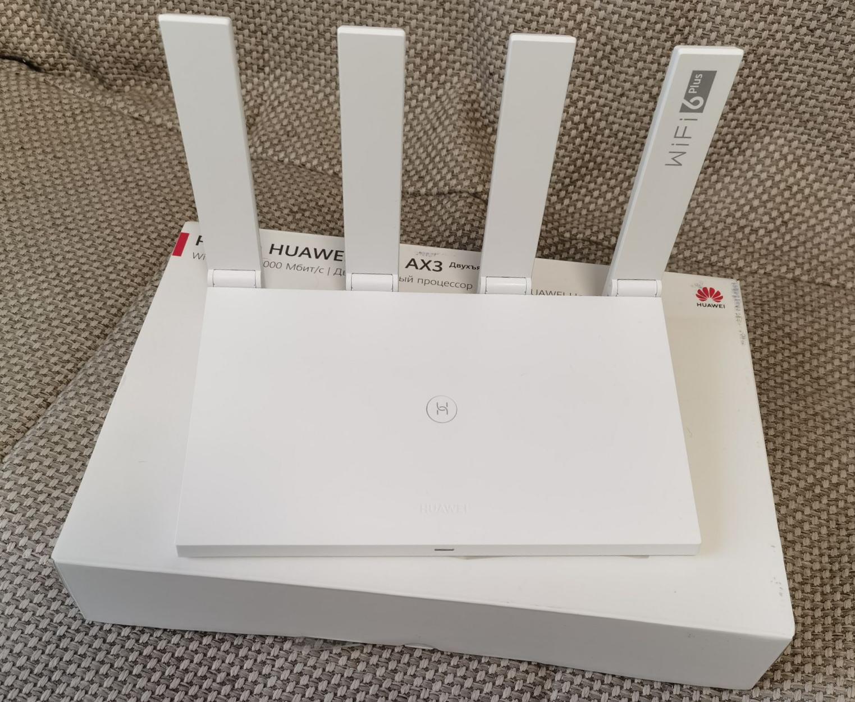 Очень полезная вещь в доме. Обзор Wi-Fi роутера Huawei ws7100 ax3