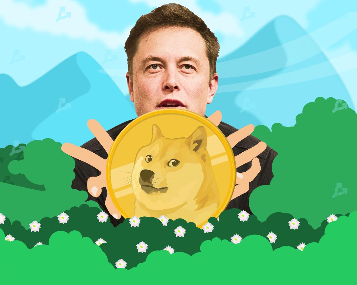 Dogecoin «летит» в космос. SpaceX реализует миссию, оплаченную ставшей мемом криптовалюту