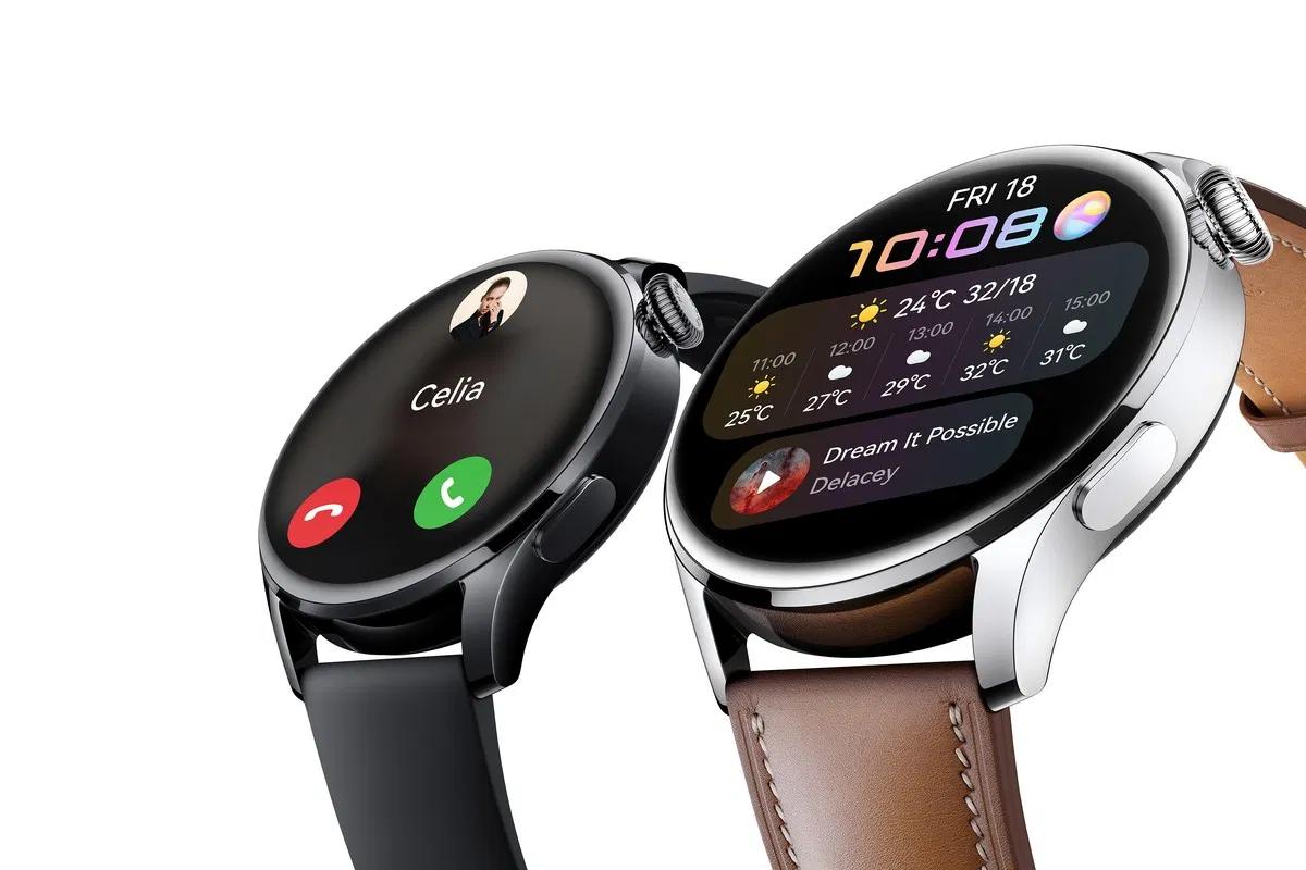 Huawei Watch 3 и Watch 3 Pro получили обновление HarmonyOS 2.0 и целую кучу новых функций