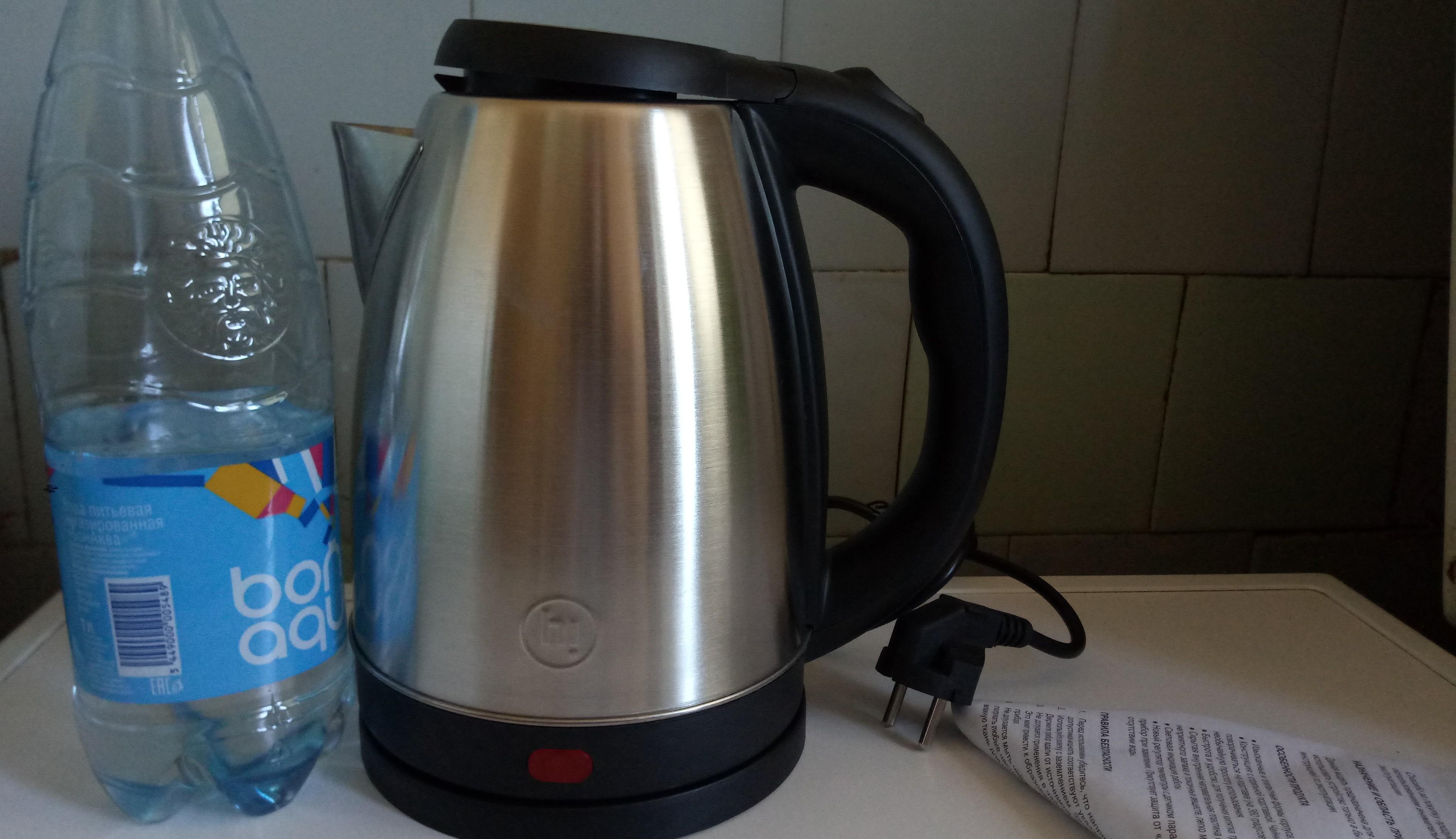 Обзор на чайник Hi EK-18S03