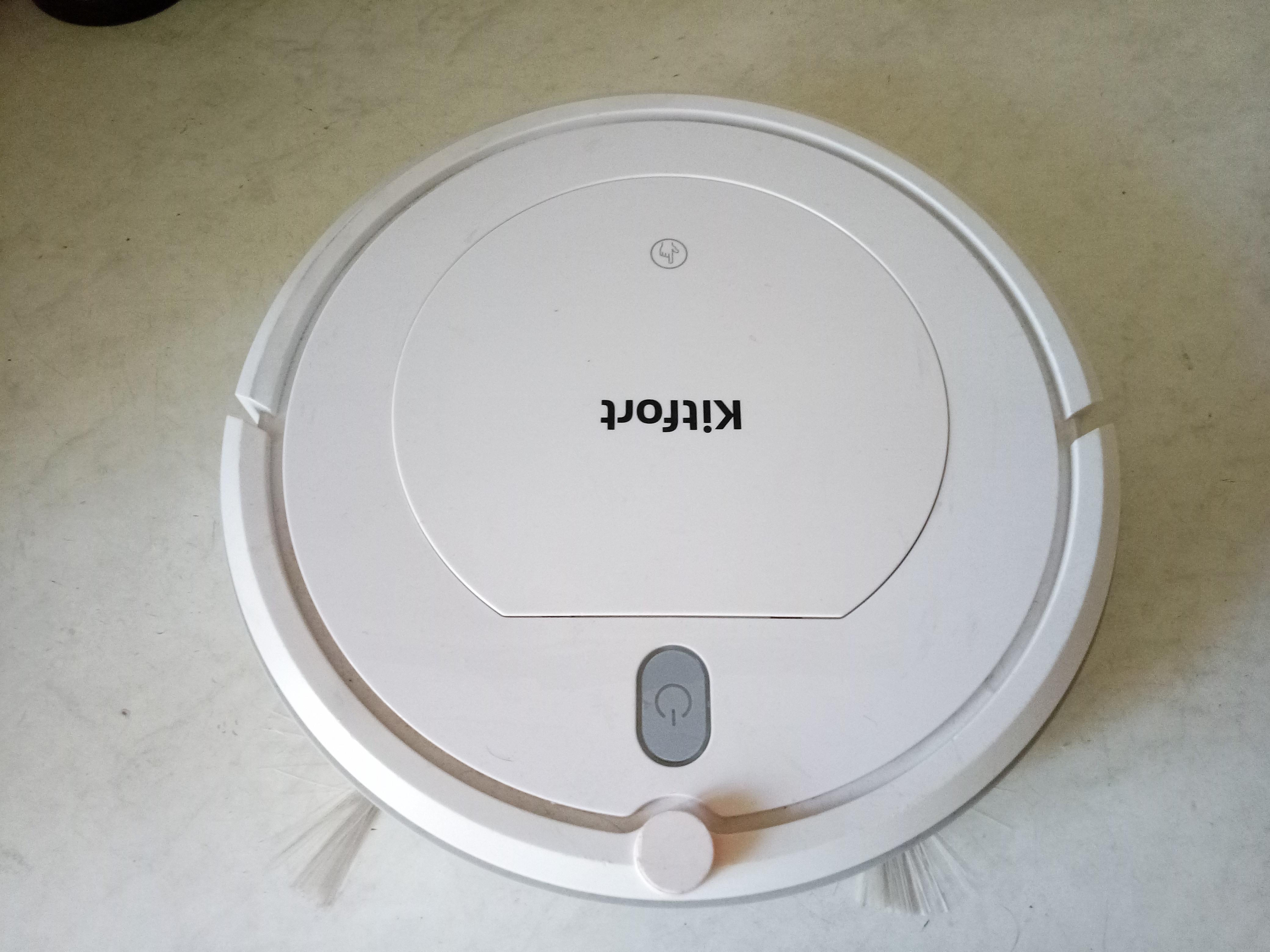 Обзор робота-пылесоса Kitfort КТ-531