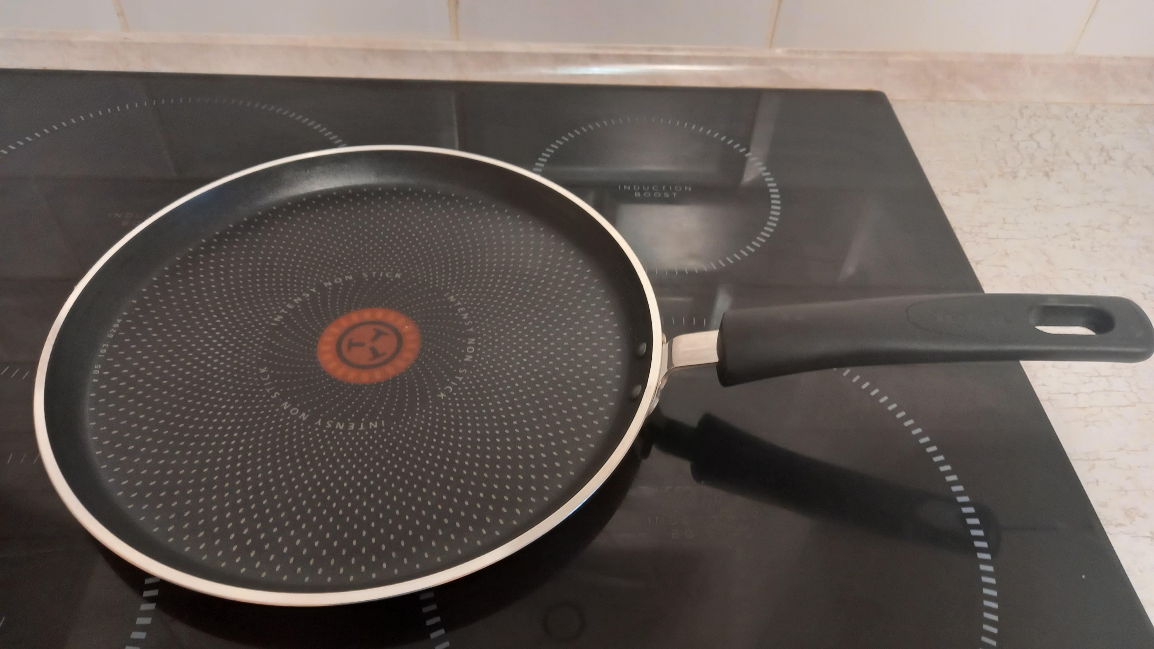 Обзор на сковороду для блинов Tefal Performa, 25 см