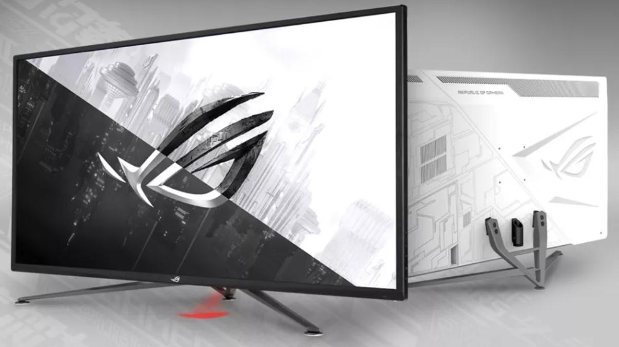 ASUS в мае выпустит монитор для геймеров ROG Strix XG43UQ. Но начинать копить можно уже сейчас