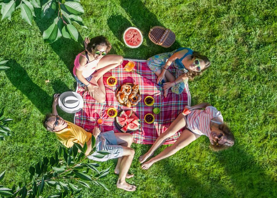 Что взять с собой на пикник: 10 идей на любой вкус