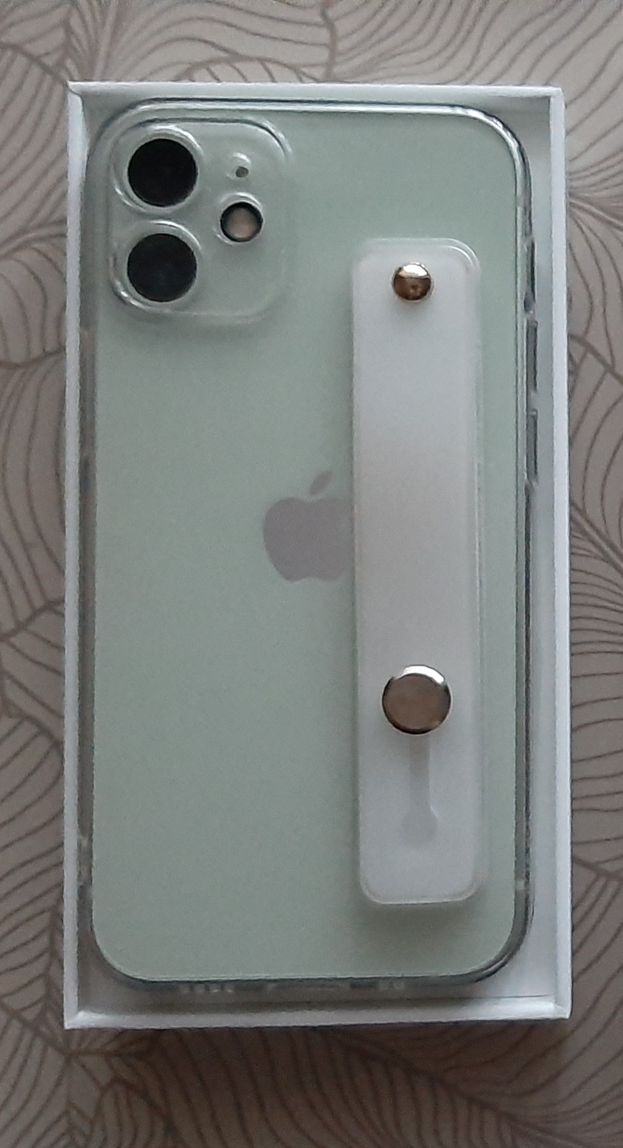 Обзор смартфона Apple iPhone 12 mini 128GB Green (MGE73RU/A)