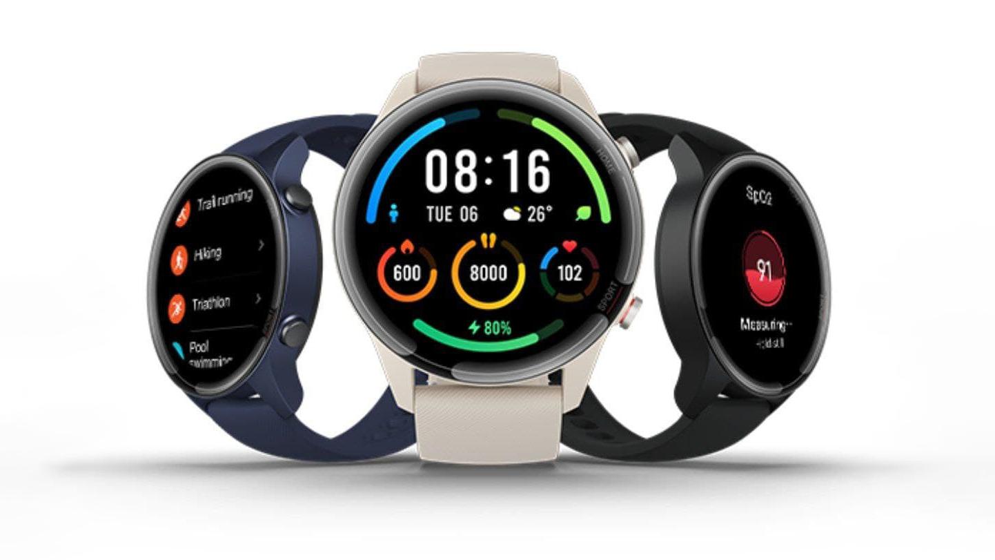 Xiaomi скоро анонсирует часы с поддержкой сервиса Amazon. Что известно о Mi Watch Revolve Active