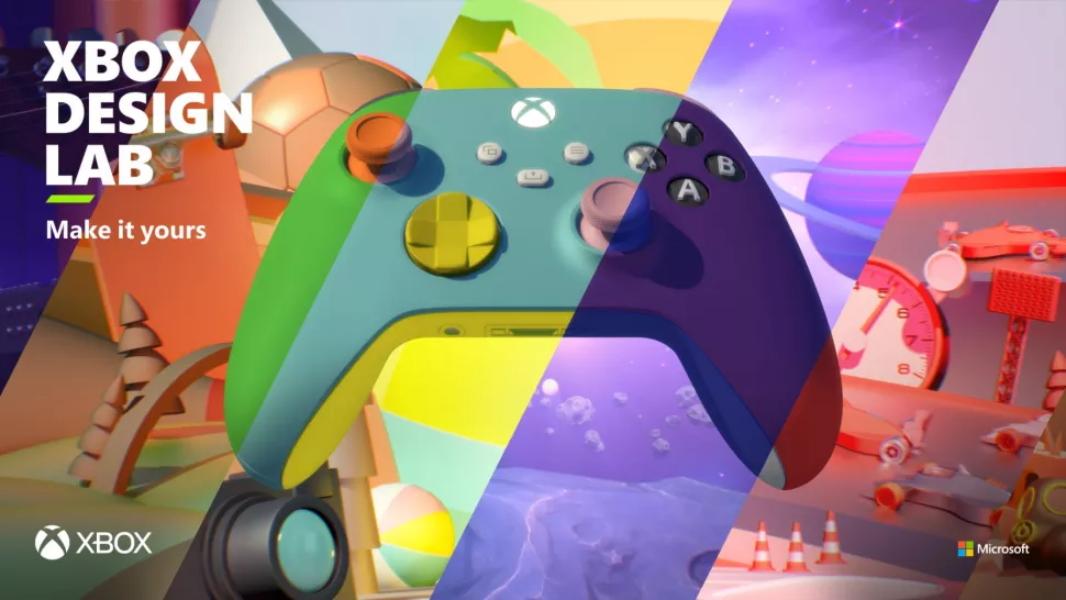 Microsoft дает геймерам возможность собрать собственную модель геймпада для Xbox и PC