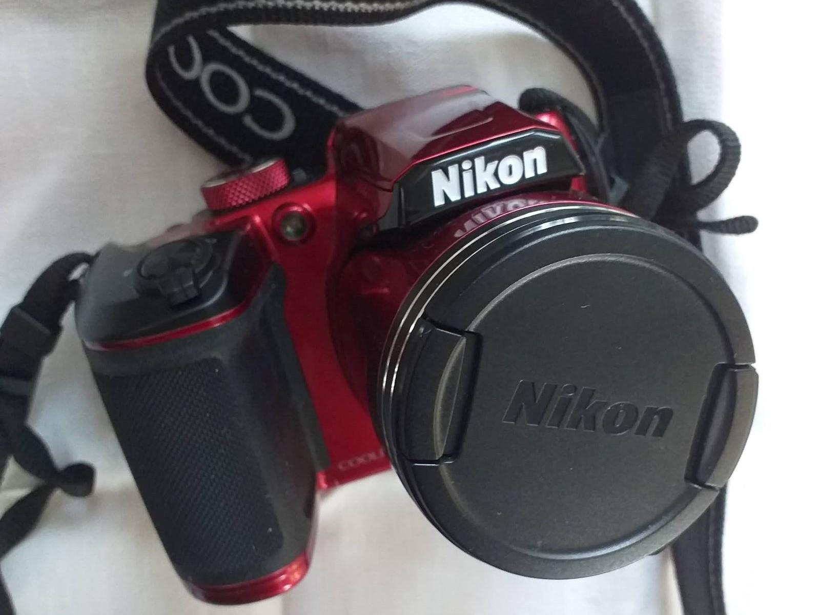 Обзор цифрового фотоаппарата Nikon Coolpix B500