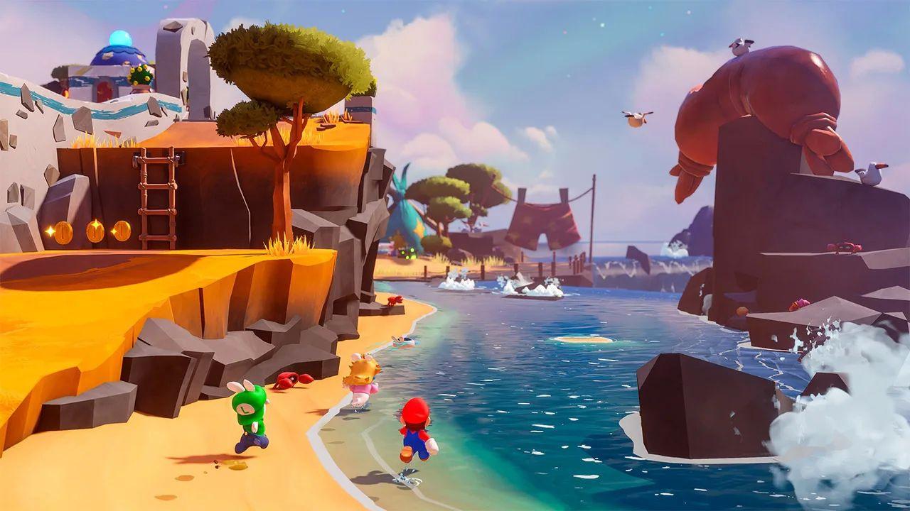 Обычно скрытная Nintendo сама рассекретила новую игру про Марио