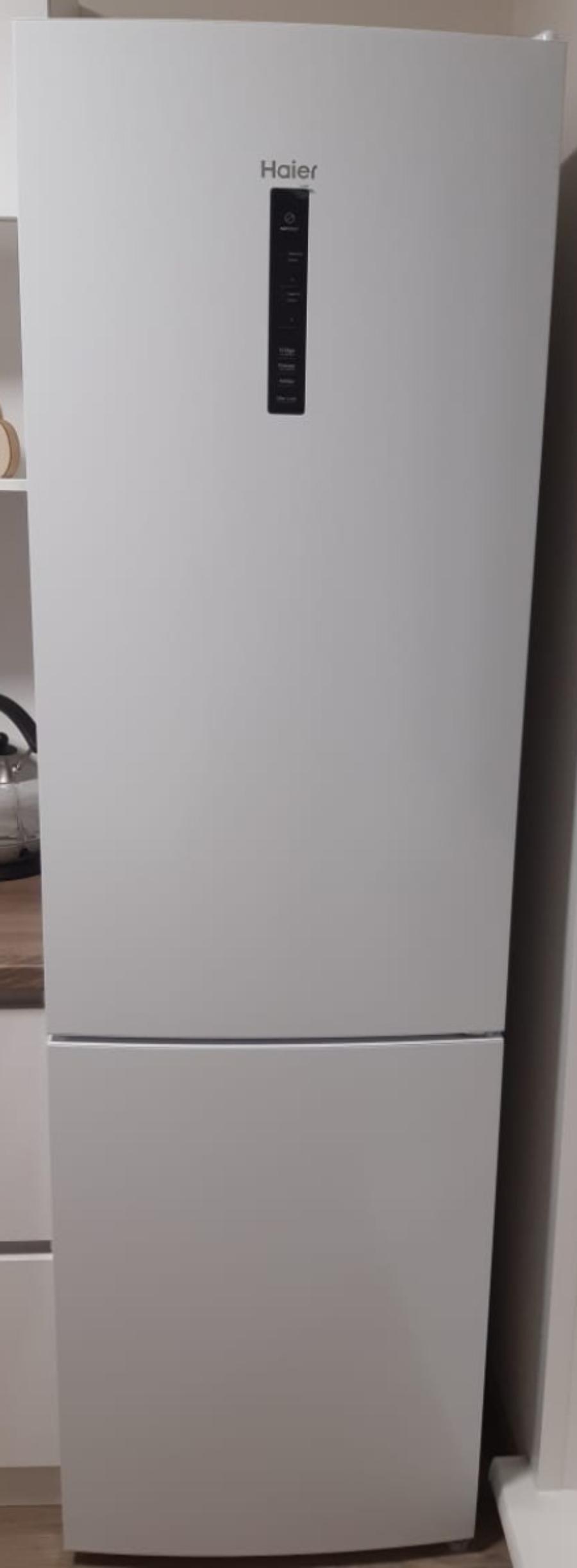 Обзор холодильника Haier CEF537AWG