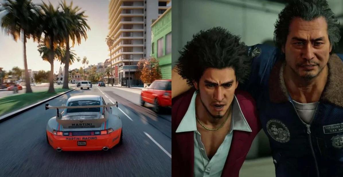 10 лучших гангстерских игр для PlayStation 5 – Metacritic выбрали фаворитов