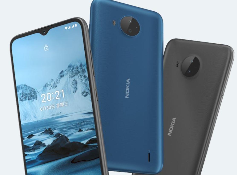 Nokia представила доступный смартфон C20 Plus с большим экраном и крутой батареей. Характеристики, цена