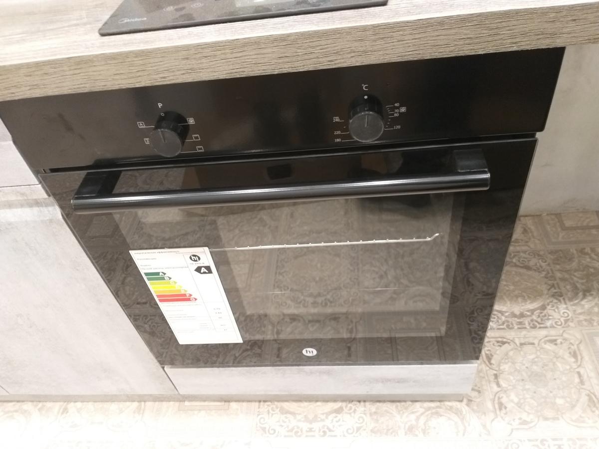 Обзор электрического духового шкафа Hi DE 6500 B
