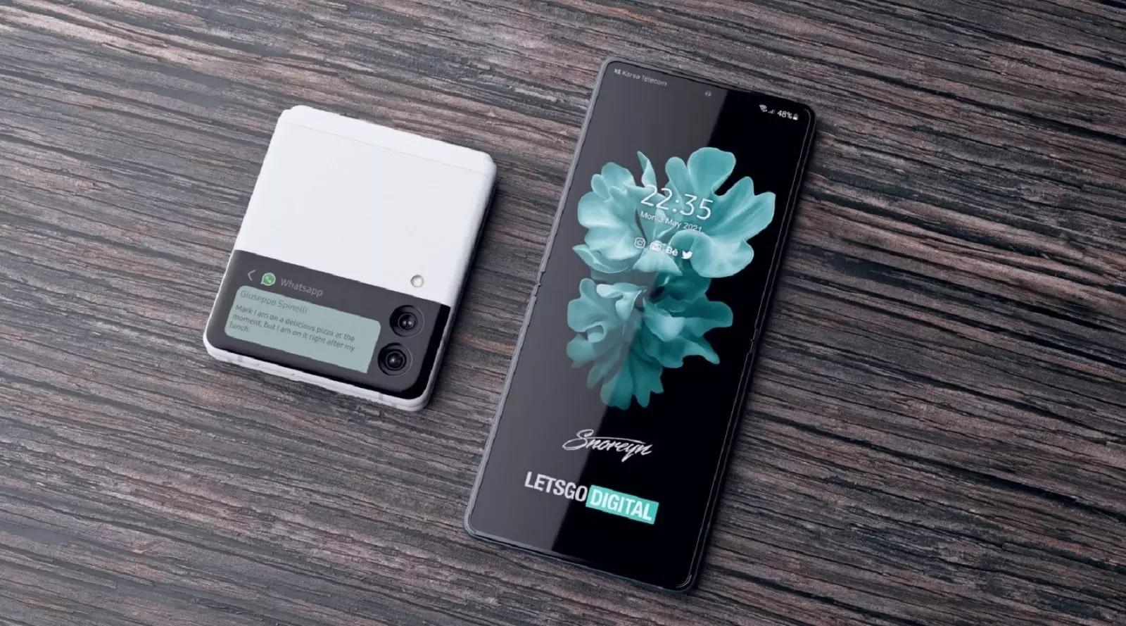 Стало известно, когда Samsung представит смартфоны Galaxy Z Fold 3, Galaxy Z Flip 3 и Galaxy S21 FE