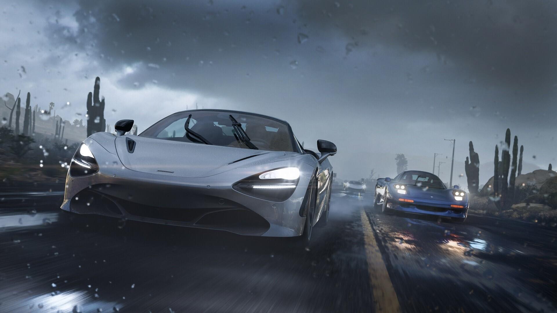 Forza Horizon 5 выглядит потрясающе. Что известно об одном из самых красивых гоночных симуляторов?
