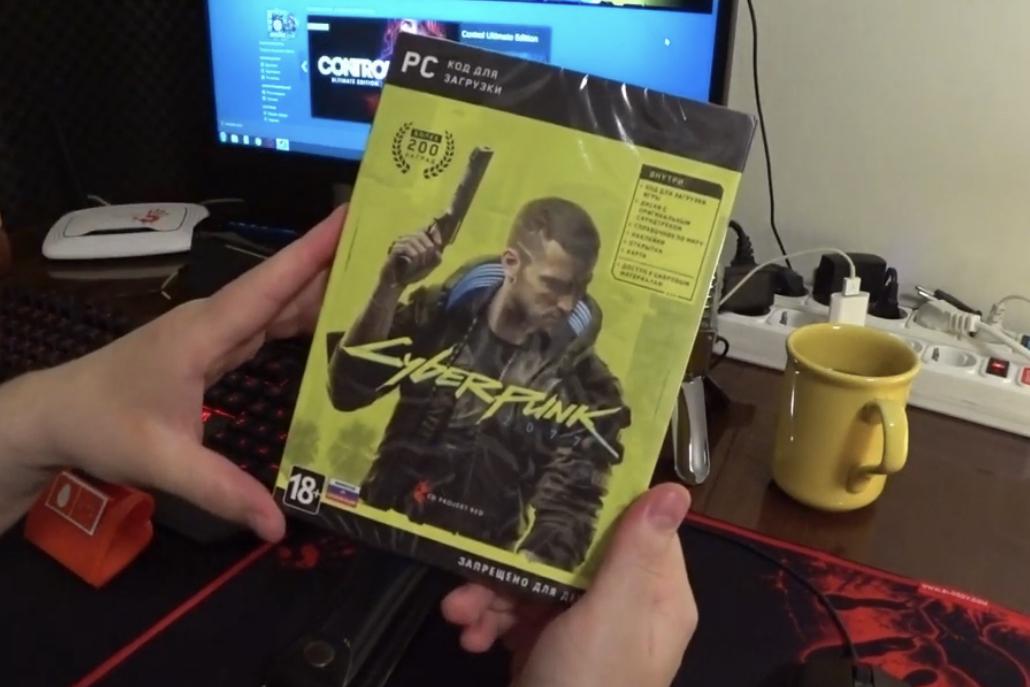 Обзор игры для PC CD PROJEKT RED Cyberpunk 2077