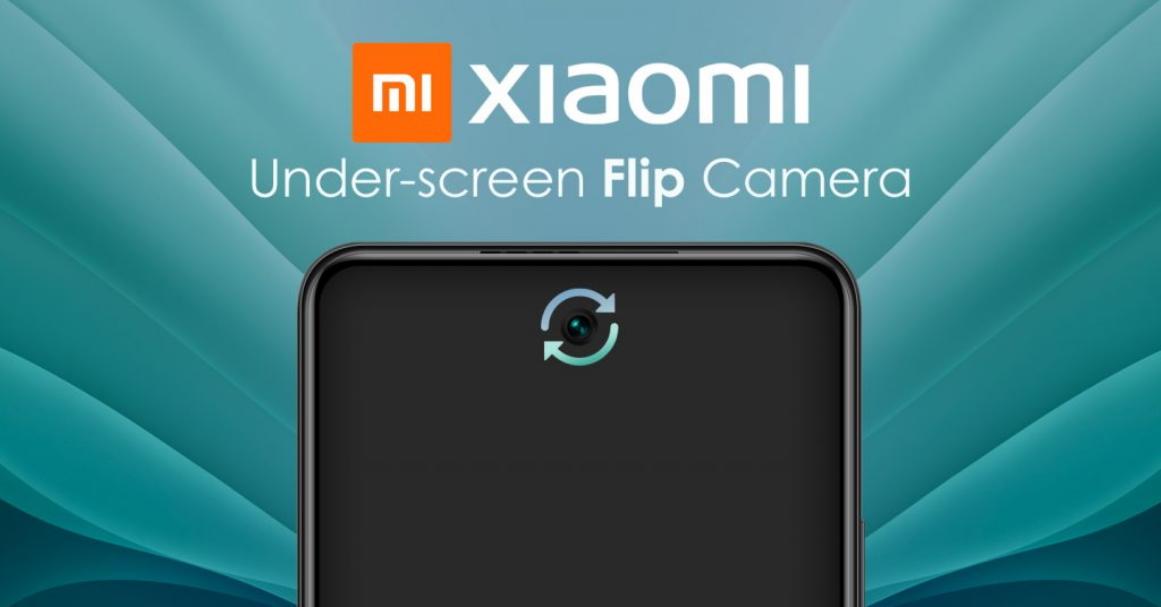 Xiaomi готовит смартфон с вращающейся камерой под экраном