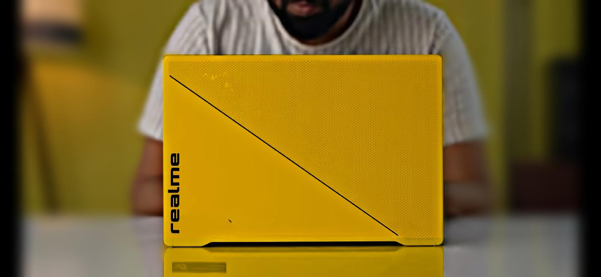 Realme собирается покорить рынок ноутбуков