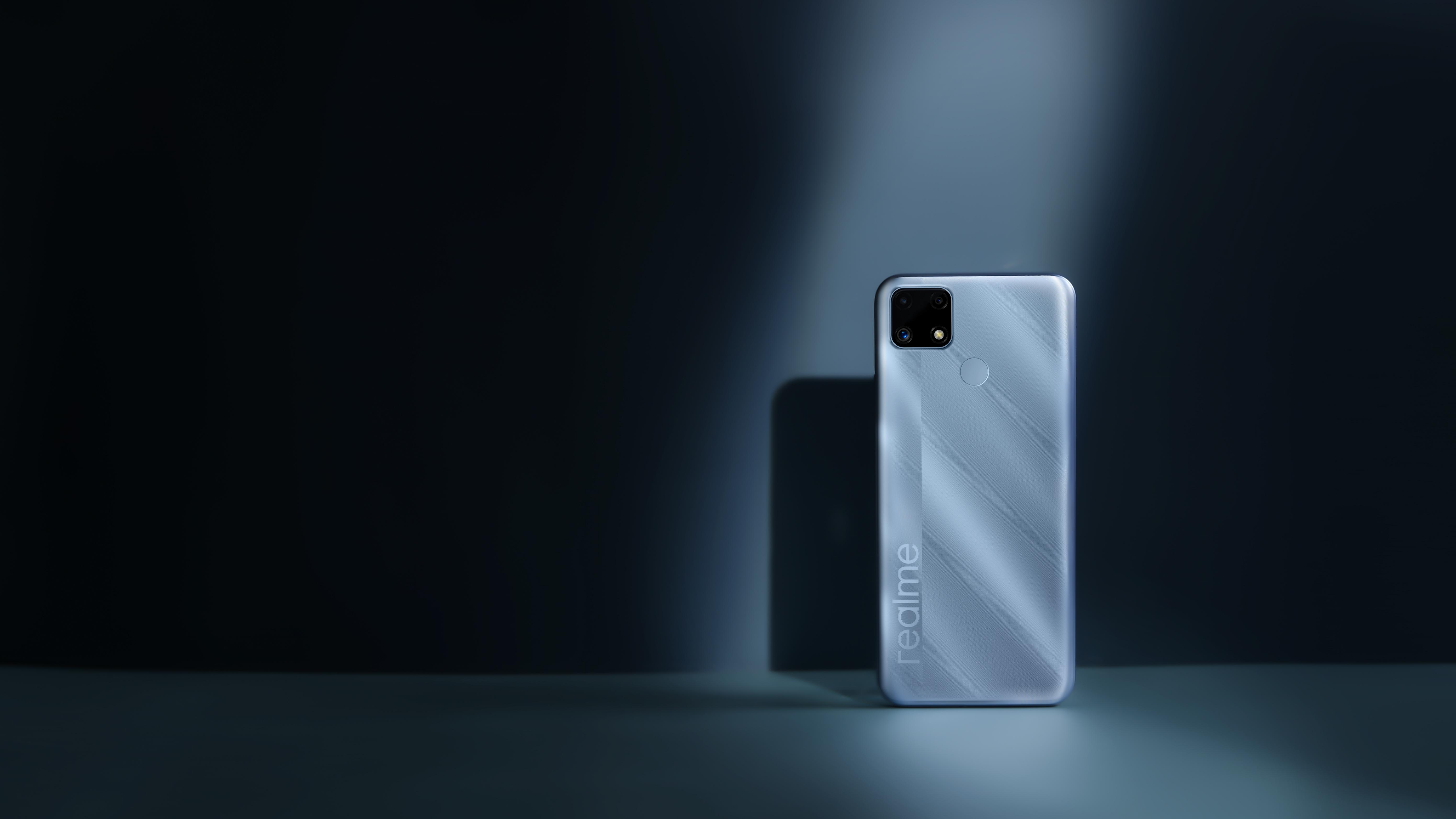 Представлен новый Realme C25 с тройной AI-камерой 48 Мп и аккумулятором 6000 мАч. Характеристики, цена