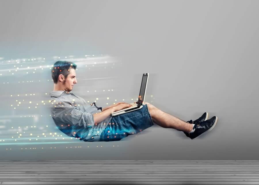 Есть вопрос. Какая скорость интернета считается нормальной?