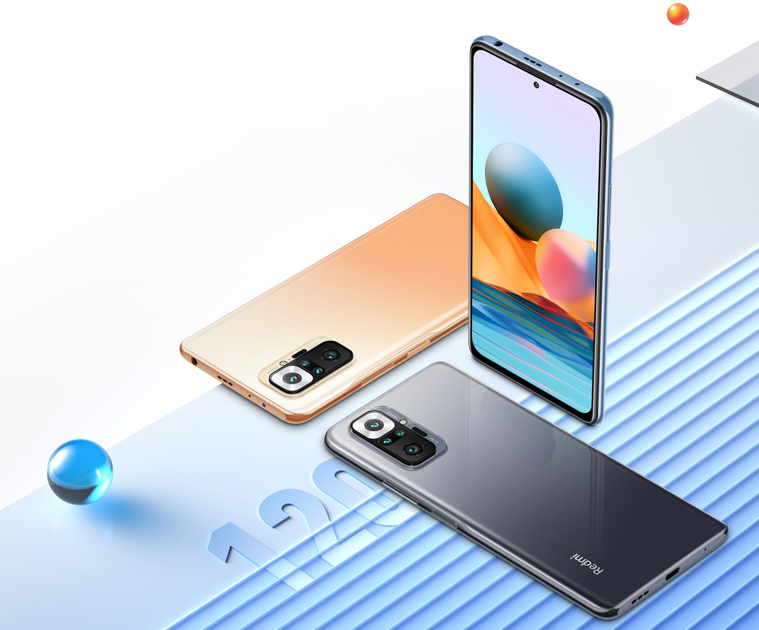 Xiaomi выпустит 5G-версию Redmi Note 10 Pro. Все характеристики устройства
