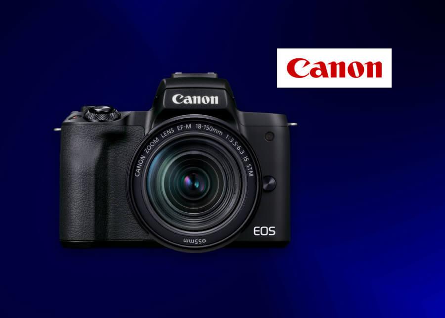 Новая портативная беззеркальная камера для блогов. Обзор Canon EOS M50 MARK II