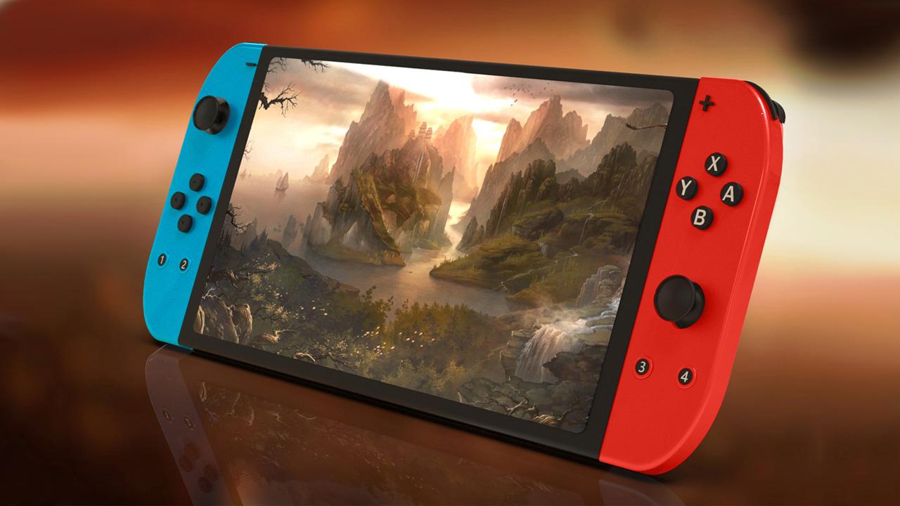 Nintendo Switch Pro действительно существует. Консоль получит 4K OLED-дисплей