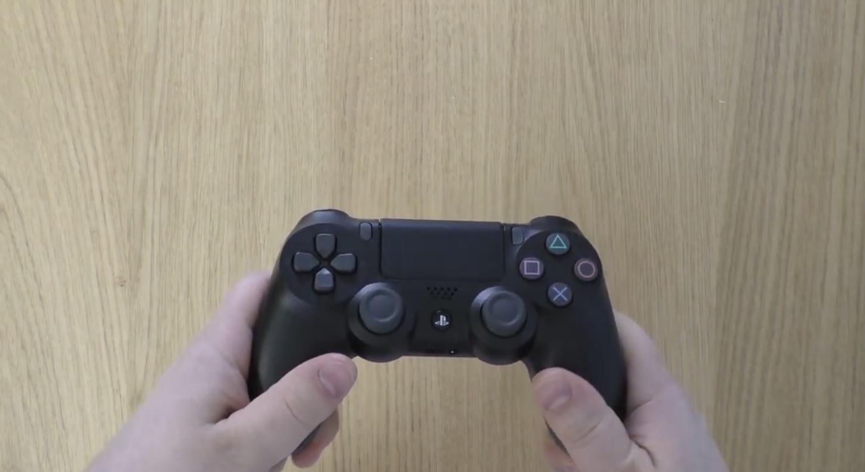 Обзор на геймпад PlayStation Dualshock v2 Black + Fortnite
