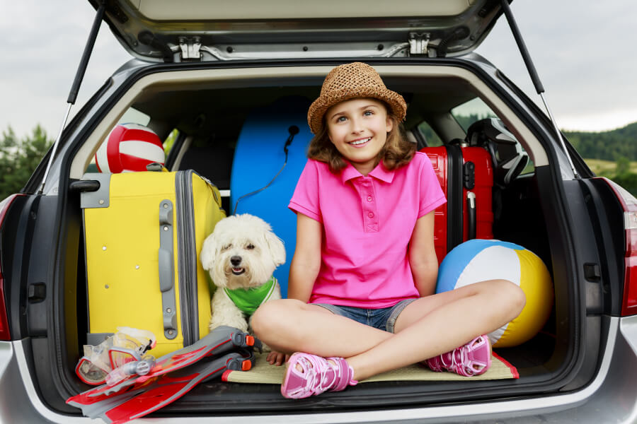 Что взять с собой в поездку на автомобиле? 27 полезных вещей!
