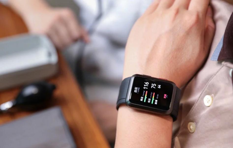 Huawei выпустит умные часы, которые умеют измерять кровяное давление