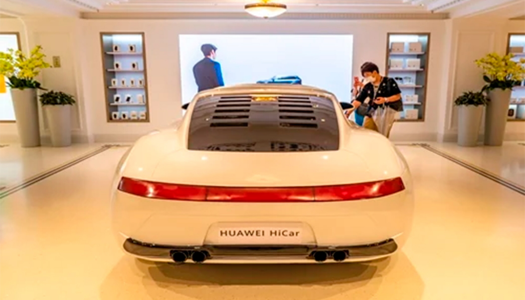 Huawei займется разработкой электромобилей