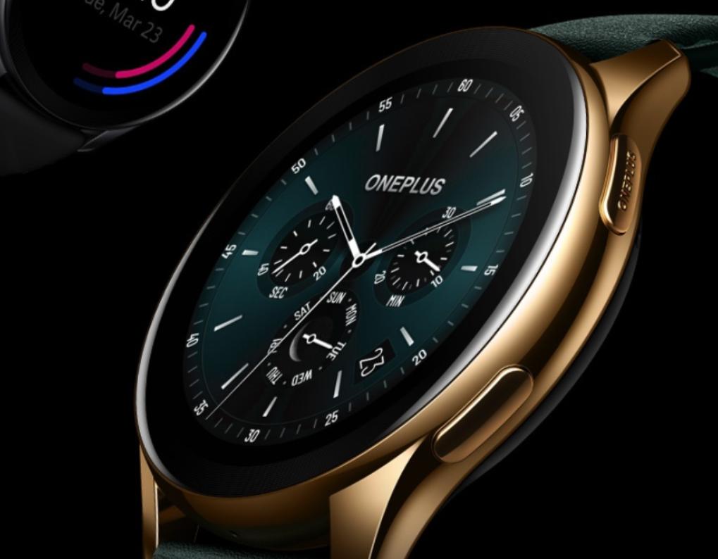 OnePlus выпустит суперстильные умные часы из кобальтового сплава