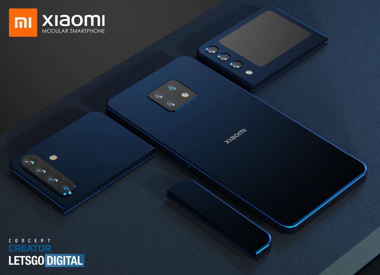 Xiaomi готовит модульный смартфон?