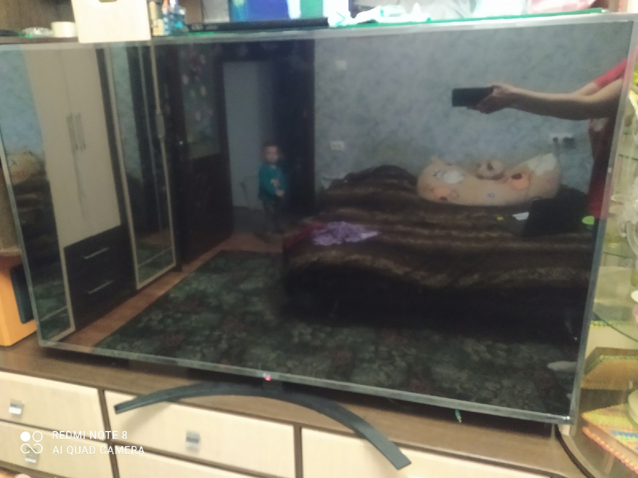 """Видеообзор на Ultra HD (4K) LED телевизор 65"""" LG 65UM7450PLA"""