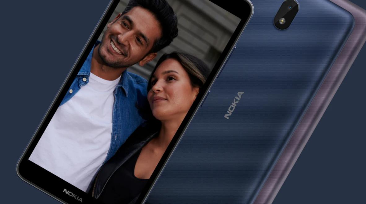 Стартовали продажи дешевого смартфона Nokia C01 Plus. Характеристики