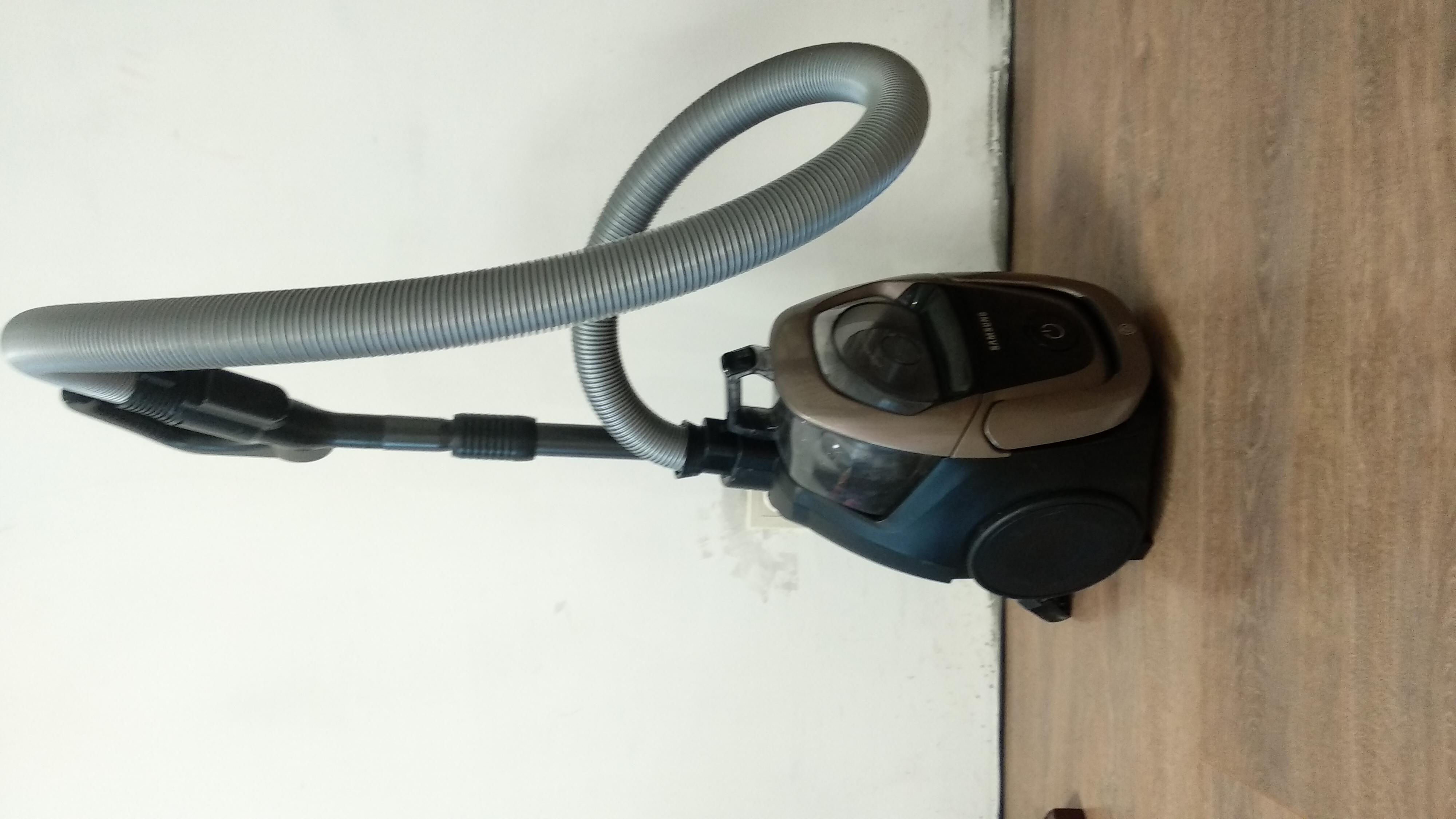 Обзор пылесоса SAMSUNG VC3100 Pet Care