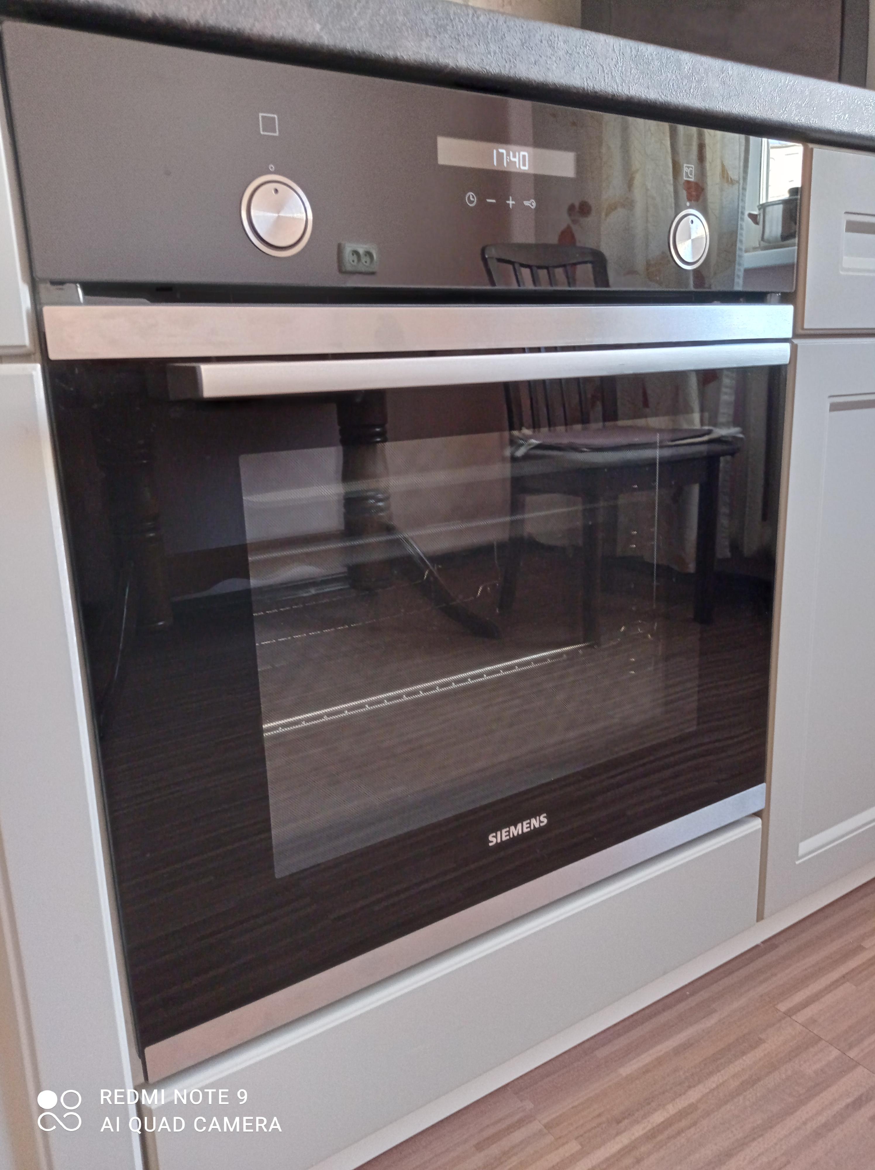 Обзор электрического духового шкафа Siemens iQ500 HB237JES0R