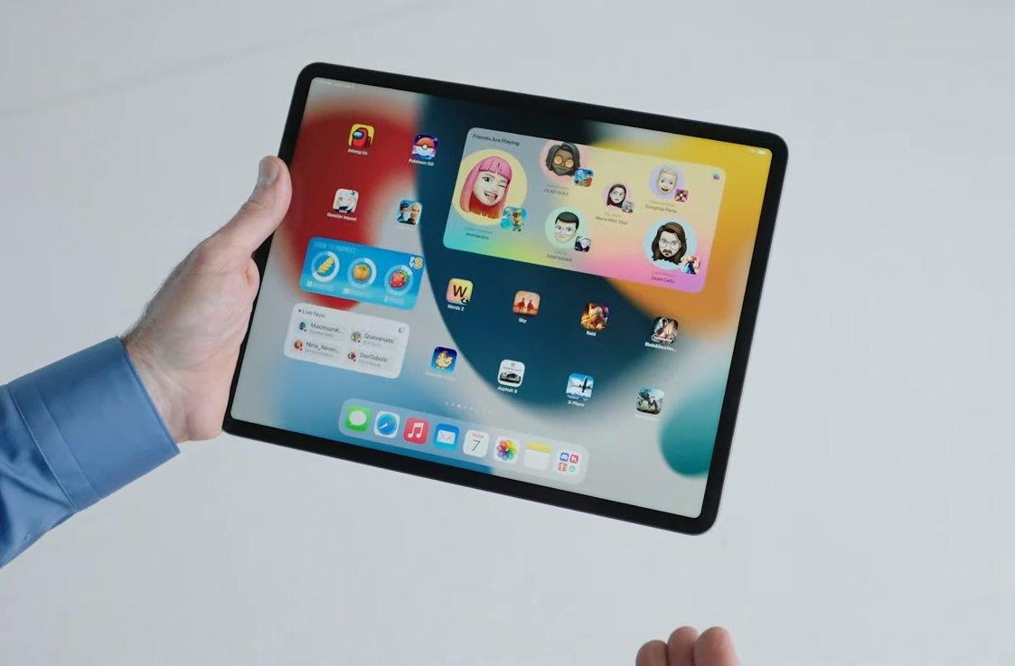 Что нового в iPadOS 15? Обновленный стартовый экран, виджеты и другие подробности