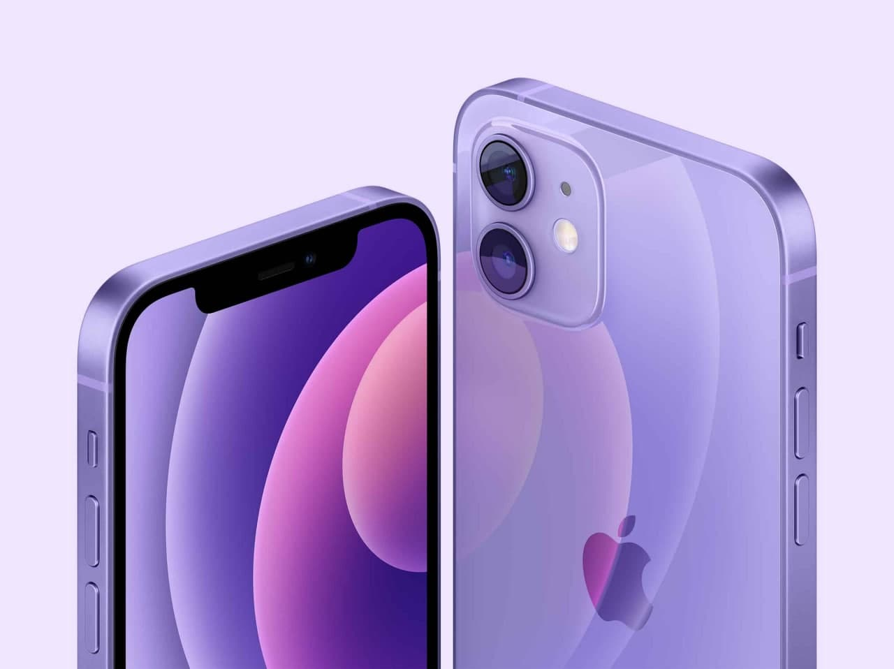 В «Эльдорадо» стартуют продажи фиолетового Айфон 12!