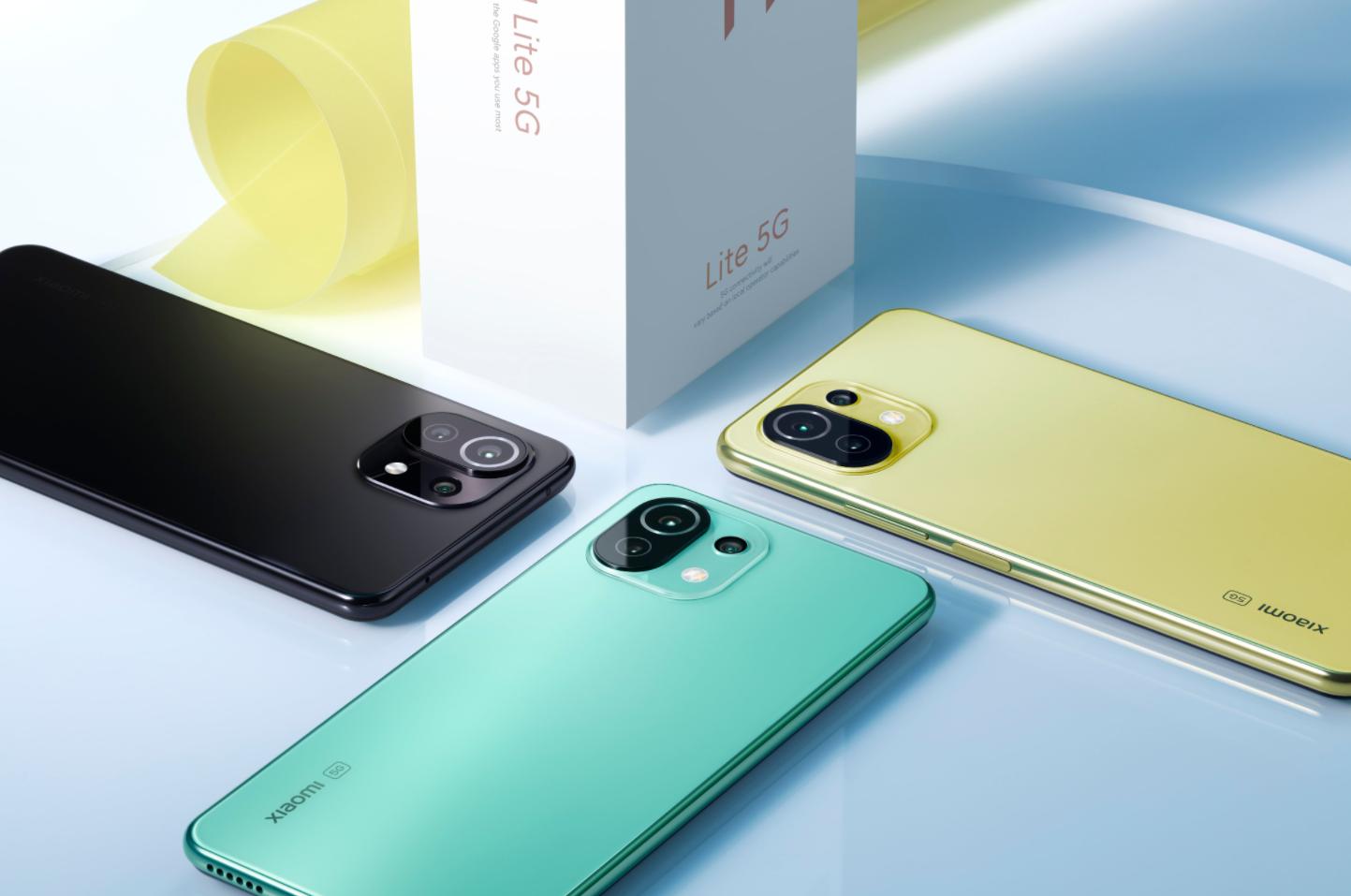 Все о Xiaomi Mi 11 Lite в России. Характеристики, цены, дата выхода