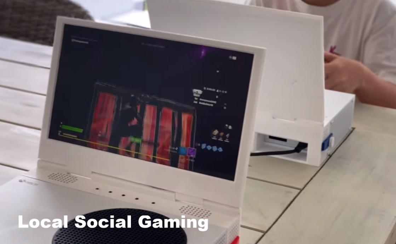 Для Xbox Series S придумали переносной монитор. Девайс уже стал хитом!