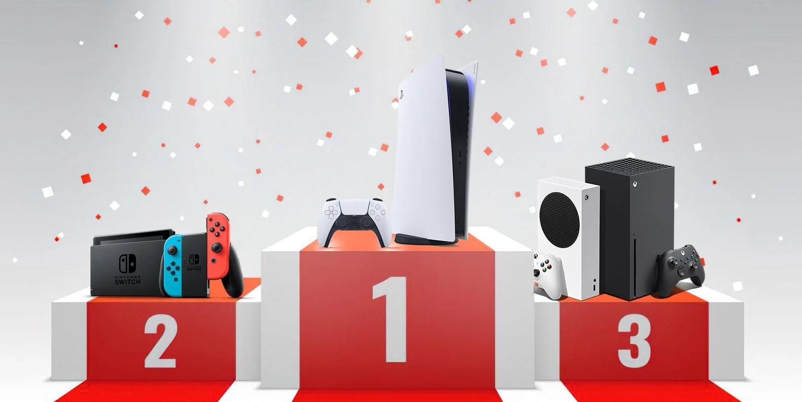 PlayStation 5 — самая продаваемая консоль поколения?!