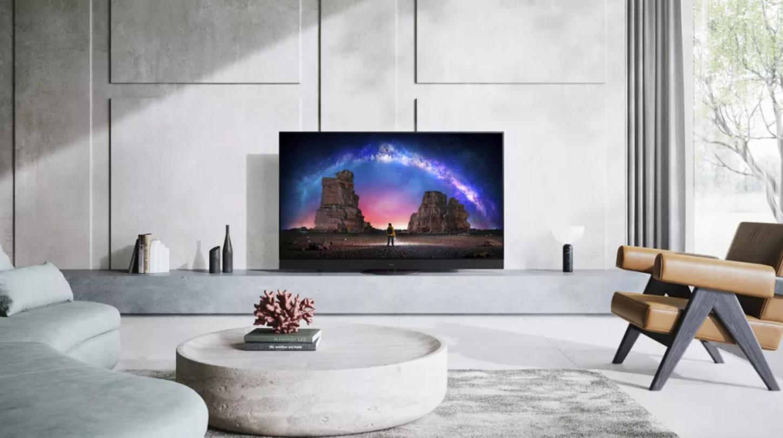 Как выглядит телевизор, экран которого напечатан на принтере?
